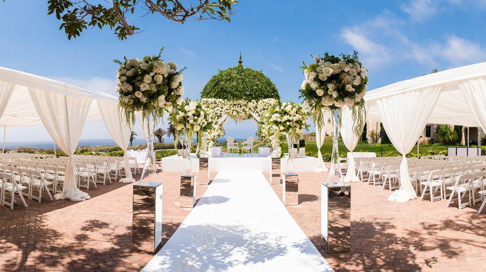 0239 Nn Terranea Resort Rancho Palos Verdes Wedding